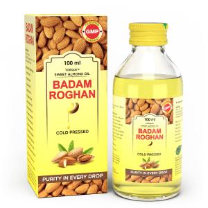 Badam Roghan Sweet Almond Oil