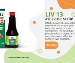 LIV13 AYURVEDIC SYRUP