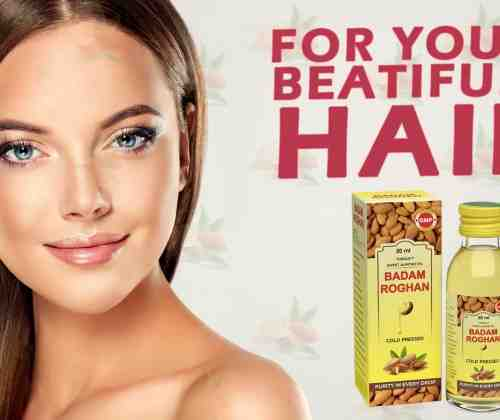 Badam for Hair Benifits
