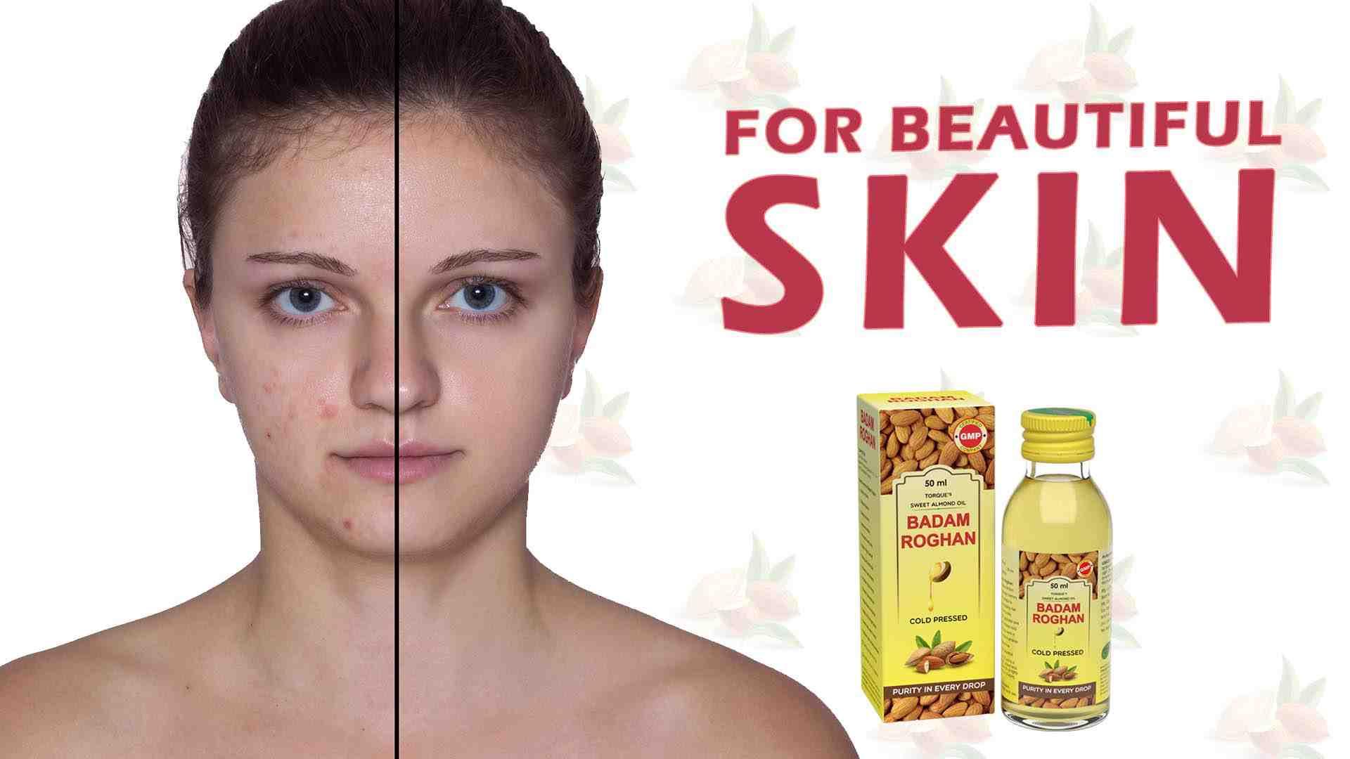 Badam for Skin