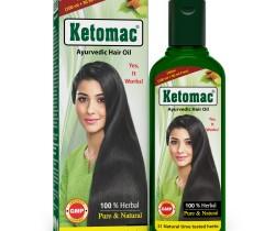ketomac hair oil