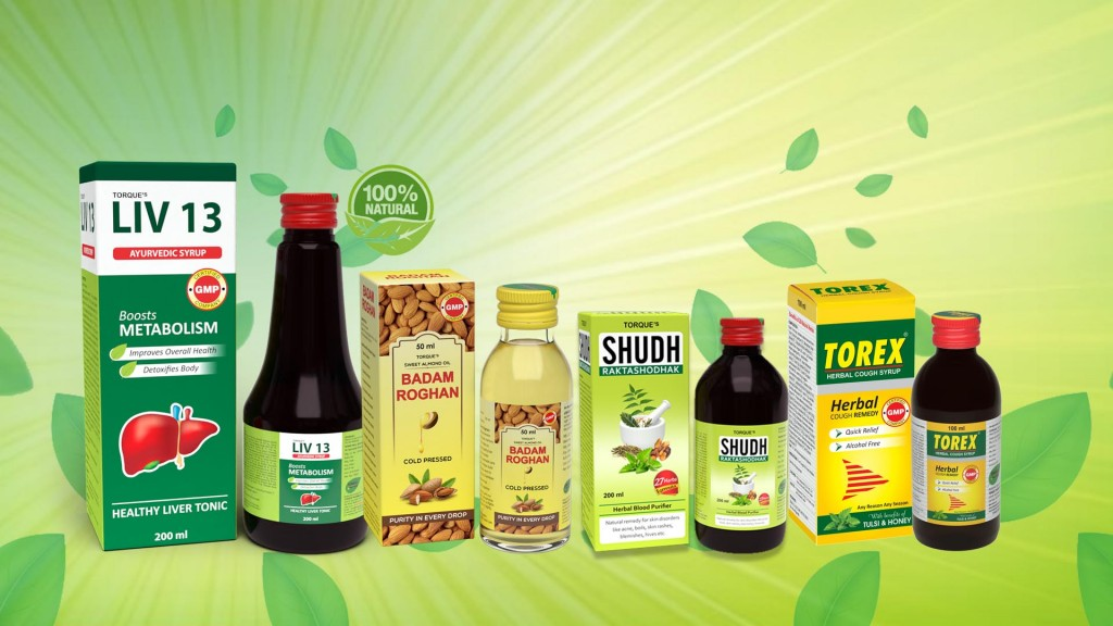 best Ayurvedic Products Company in India