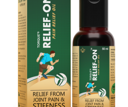 RELIEF ONoil.