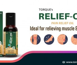 Relief-On oil