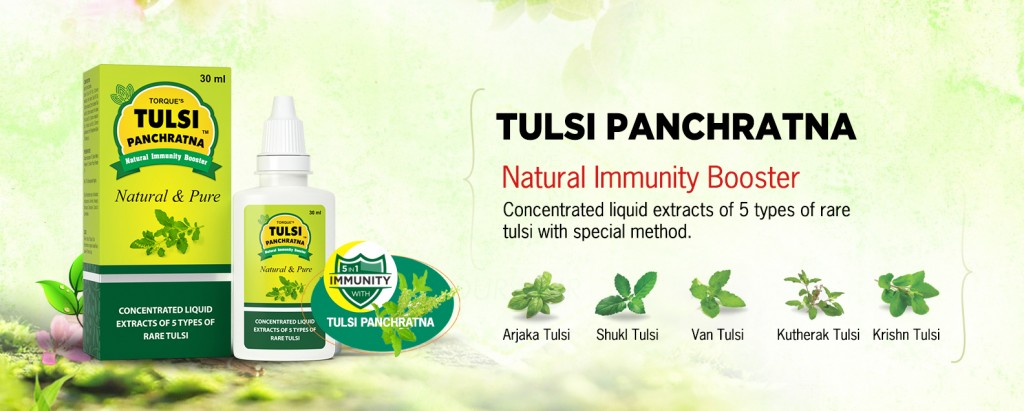 benefits of tulsi for immunity