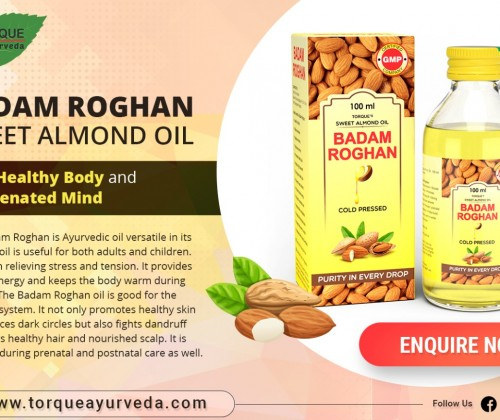 Almond Oil for Glowing Skin