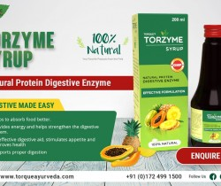 Digestion improvement syrup